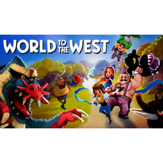 Steam Key - World to the West [☑️Instant Delivery☑️]