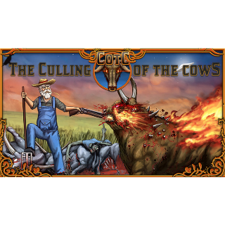 Steam Key - The Culling Of The Cows [☑️Instant Delivery☑️]