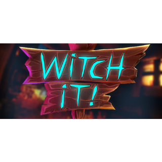 Steam Key - Witch It [☑️Instant Delivery☑️]