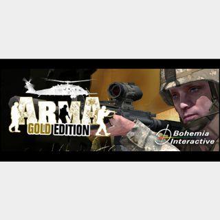 1 Steam Key - ARMA: Gold Edition