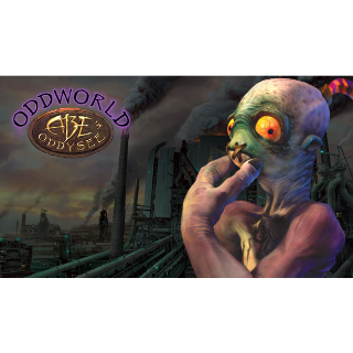 Steam Key - Oddworld: Abe´s Oddysee [☑️Instant Delivery☑️]