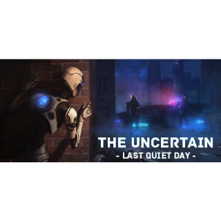 Steam Key - The Uncertain: Last Quiet Day [☑️Instant Delivery☑️]