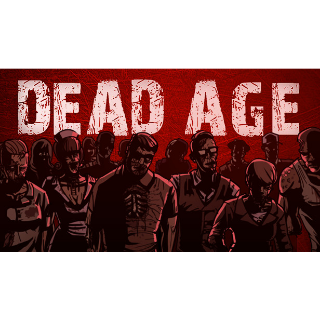 Steam Key - Dead Age [☑️Instant Delivery☑️]