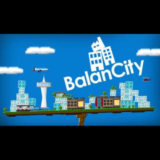 Steam Key - BalanCity [☑️Instant Delivery☑️]