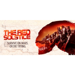 Steam Key - The Red Solstice [☑️Instant Delivery☑️]