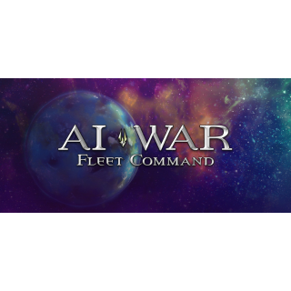 Steam Key - AI War: Fleet Command [☑️Instant Delivery☑️]