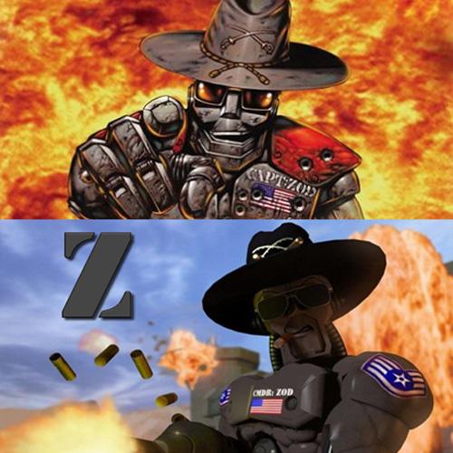 1 Steam Key - Z