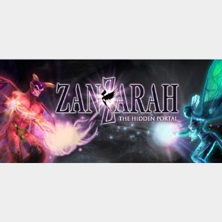 Steam Key - Zanzarah: The Hidden Portal [☑️Instant Delivery☑️]