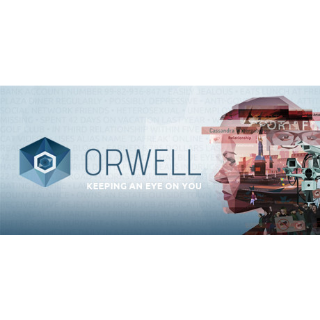 Steam Key - Orwell: Keeping an Eye On You [☑️Instant Delivery☑️]