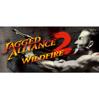 Steam Key - Jagged Alliance 2 - Wildfire [☑️Instant Delivery☑️]