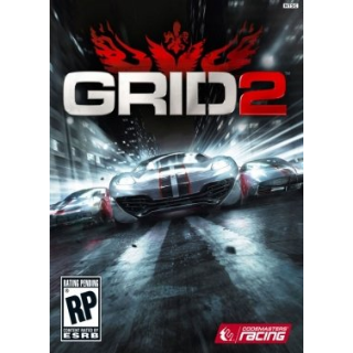 Steam Key - GRID 2 [☑️Instant Delivery☑️]