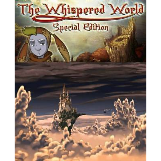 GOG Key - The Whispered World Special Edition Z  [☑️Instant Delivery☑️]