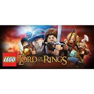 Steam Key - LEGO The Lord of the Rings [☑️Instant Delivery☑️]
