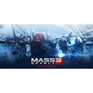 [PS3] [US] MASS EFFECT 3: CITADEL DLC DIGITAL DOWNLOAD