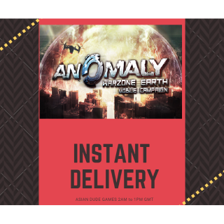 Anomaly Warzone Earth Mobile Campaign STEAM KEY GLOBAL [INSTANT DELIVERY]