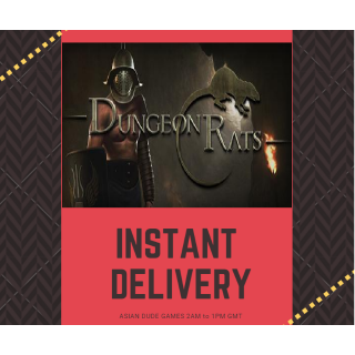 Dungeon Rats STEAM KEY GLOBAL [INSTANT DELIVERY]