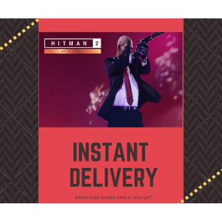 Hitman 2 Gold Edition STEAM KEY GLOBAL [INSTANT DELIVERY]