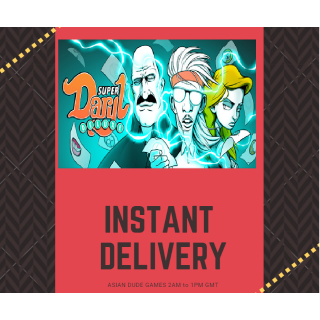 Super Daryl Deluxe STEAM KEY GLOBAL [INSTANT DELIVERY]