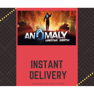Anomaly: Warzone Earth STEAM KEY GLOBAL [INSTANT DELIVERY]