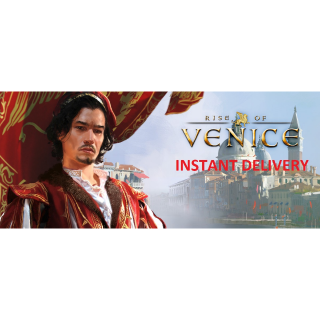 Rise of Venice STEAM KEY GLOBAL [INSTANT DELIVERY]