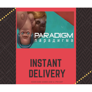 Paradigm STEAM KEY GLOBAL [INSTANT DELIVERY]