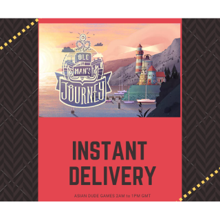 Old Man's Journey STEAM KEY GLOBAL [INSTANT DELIVERY]