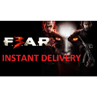 F.E.A.R 3 STEAM KEY GLOBAL [INSTANT DELIVERY]
