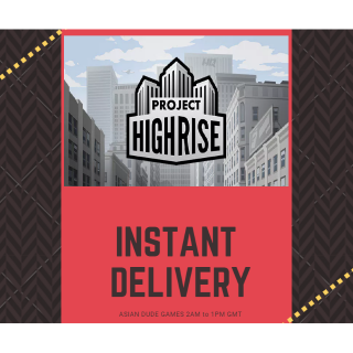 Project Highrise STEAM KEY GLOBAL [INSTANT DELIVERY]