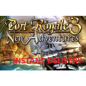 Port Royale 3: New Adventures DLC STEAM KEY GLOBAL [INSTANT DELIVERY]