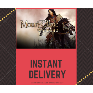 Mount & Blade - Warband STEAM KEY GLOBAL [INSTANT DELIVERY]
