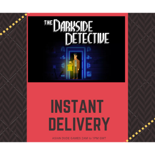 Darkside Detective STEAM KEY GLOBAL [INSTANT DELIVERY]