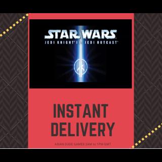 STAR WARS™ Jedi Knight II - Jedi Outcast STEAM KEY GLOBAL [INSTANT DELIVERY]