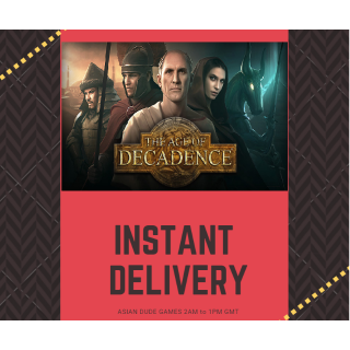 The Age of Decadence STEAM KEY GLOBAL [INSTANT DELIVERY]