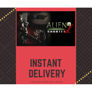 Alien Shooter 2: Reloaded STEAM KEY GLOBAL [INSTANT DELIVERY]