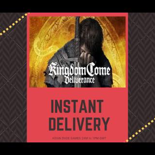 Kingdom Come: Deliverance STEAM KEY GLOBAL [INSTANT DELIVERY]