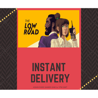 The Low Road STEAM KEY GLOBAL [INSTANT DELIVERY]