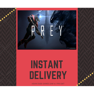 Prey (2017) STEAM KEY GLOBAL [INSTANT DELIVERY]