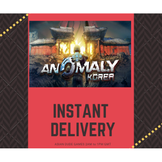 Anomaly Korea STEAM KEY GLOBAL [INSTANT DELIVERY]