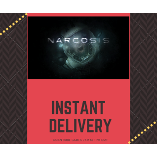 Narcosis STEAM KEY GLOBAL [INSTANT DELIVERY]
