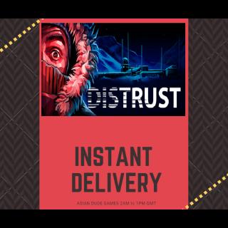 Distrust STEAM KEY GLOBAL [INSTANT DELIVERY]