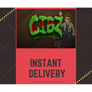 GIBZ STEAM KEY GLOBAL [INSTANT DELIVERY]