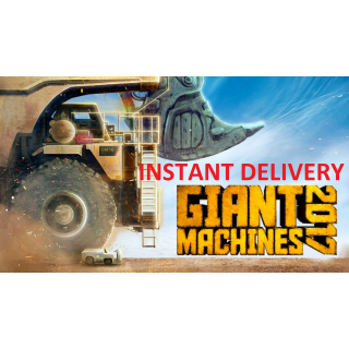 Giant Machines 2017 STEAM KEY GLOBAL [INSTANT DELIVERY]