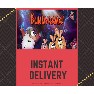 Bunnyrama STEAM KEY GLOBAL [INSTANT DELIVERY]