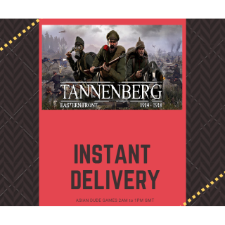 Tannerberg STEAM KEY GLOBAL [INSTANT DELIVERY]