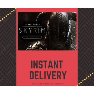 The Elder Scrolls V Skyrim Special Edition STEAM KEY GLOBAL [INSTANT DELIVERY]