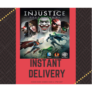 Injustice: Gods Among Us Ultimate Edition STEAM KEY GLOBAL [INSTANT DELIVERY]