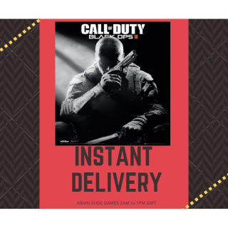 CALL OF DUTY: BLACK OPS II STEAM KEY GLOBAL [INSTANT DELIVERY