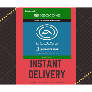 EA Access - 1 Month Subscription (Xbox One) GLOBAL [INSTANT DELIVERY]