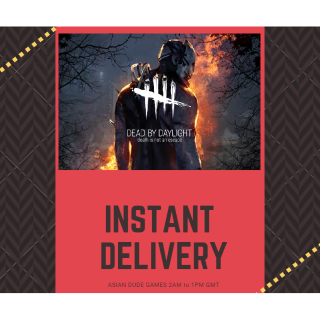 Dead by Daylight STEAM KEY GLOBAL [INSTANT DELIVERY]