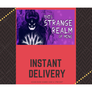 This Strange Realm Of Mine STEAM KEY GLOBAL [INSTANT DELIVERY]